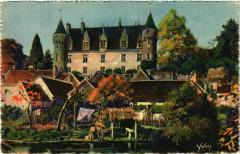 Chateaux de la Loire - Chateau de Montresor 37 Montrésor