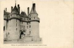 Chateau de Langeais - Entrée principale - 37 Langeais