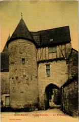 Saint-Epain - Porte feodale La Prevaute - Saint-Épain
