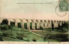 Saint-Epain - Le Viaduc de Besnault - Saint-Épain