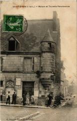Saint-Epain - Maison et Tourelle Renaissance - Saint-Épain