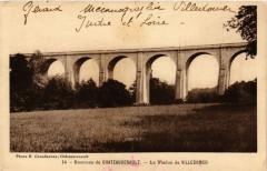 Env. de Chateaurenault - Le Viaduc de Villedomer - Villedômer