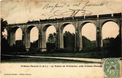 Chateaurenault - Le Viaduc de Villedomer - Villedômer