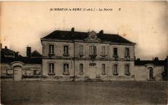 Saint-Martin-le-Beau - La Mairie - Saint-Martin-le-Beau