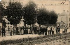 Monts - Poudrerie-du-Ripalt entrée principale - Monts