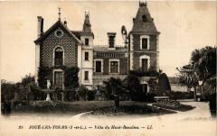 Joue-les-Tours - Villa du Haut-Beaulieu - Joué-lès-Tours