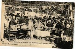 Grand Séminaire de Richelieu - Bénédiction de la premiere pierre 37 Richelieu