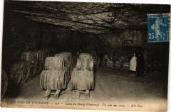 Les Vins Touraine - Caves du Bourg (Vouvray) Un coin des caves - Vou