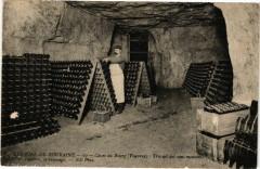 Les Vins de Touraine - Caves du Bourg (Vouvres) - Travail des vins - Vou