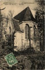 Anché - Les Brétignolles chapelle (coté sud-est) - Anché