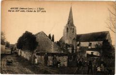 Anche - L'Eglise - Nef du Xii siécle Clocher du.. - Anché