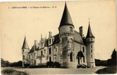 Azay-sur-Cher - Le Chateau de Beauvois - Azay-sur-Cher
