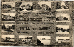 L'Ile Bouchard - Site de Péche - Centre d'Excursion - L'Île-Bouchard