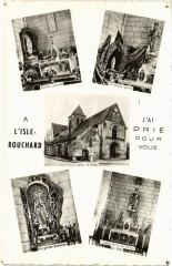 A L'Isle Bouchard - J'ai Prié pour vous - Vou