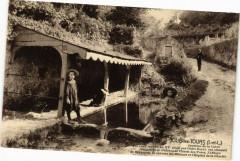 Joue-les-Tours - Fontaine de la Cavre - Joué-lès-Tours