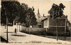 Joue-les-Tours - L'Ecole et L'Avenue Gambetta - The Gambetta - Joué-lès-Tours