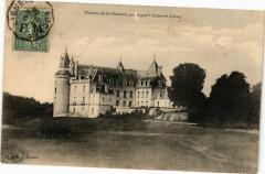 Chateau de Grillemont par Ligueil - - Ligueil