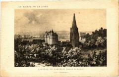 La Vallée Chateau de Langeais (Indre & Loire) Vue générale 37 Langeais