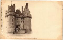 Chateau de Langeais Entrée principale - 37 Langeais