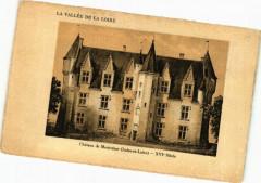 La Vallée de la Loire-Chateau de Montresor - Xvi s 37 Montrésor