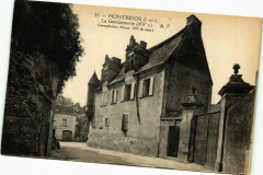 Montresor - La Gendarmerie (Xv s.) - Constabulary House.. 37 Montrésor