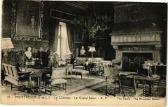 Montresor - Le Chateau - Le Grand Salon - The Castle 37 Montrésor