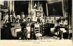 Montresor - Le Chateau - Boudoir - Lady's Room 37 Montrésor