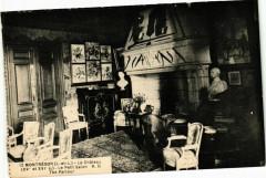 Montresor - Le Chateau - (Xv et Xvi s.) - Le Petit Salon 37 Montrésor