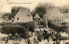 Richelieu (Indre et Loire) - Place du Marché 37 Richelieu