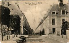 Richelieu (Indre et Loire) - La grand'Rue 37 Richelieu