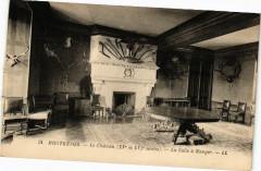 Montresor - Le Chateau (Xv Xvi s.) La Salle a Manger 37 Montrésor