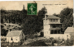 Reugny - Castel des Osiers - Reugny