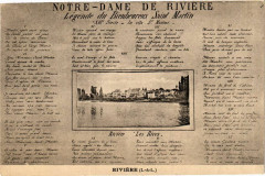 Notre-Dame de Riviere - Riviere - - Rivière