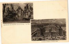 Richelieu - de-Poitou - La Ville - L'Ancien Chateau 37 Richelieu