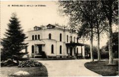 Richelieu (I.-et-L.) - Le Chateau 37 Richelieu