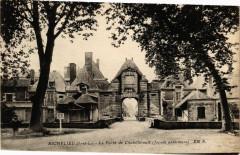 Richelieu (I. et L.) - Porte de Chatellerault (Facade extérieure) 37 Richelieu