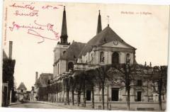 Richelieu - L'Eglise 37 Richelieu