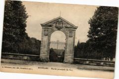 Richelieu - Entrée principale du Parc 37 Richelieu