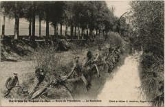 Nogent-le-Roi-Route de Maintenon.le Roulebois - Maintenon