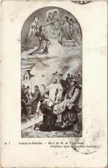 Loigny-la-Bataille - Mort de M. de Troussures - Loigny-la-Bataille