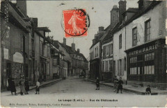 La Loupe-Rue de Chateaudun - Châteaudun