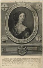 Francoise D'Aubigne (Marquise de Maintenon) - Maintenon
