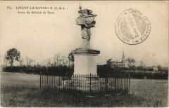 Loigny-la-Bataille - Croix du General de Sonis - Loigny-la-Bataille