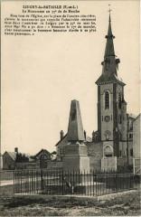Loigny-la-Bataille Le Monument au 37 de de Marche - Loigny-la-Bataille