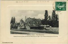 Chateau d'Anet Vue d'ensemble-Construit sue les plans de Philibert - Anet