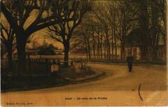 Anet - Un coin de la Friche - Anet