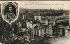 Chateau d'Anet - Le portail - Anet