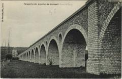 Perspective des Aquaducs de Montreuil - Montreuil