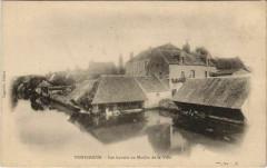 Pontgouin - Les Lavoirs au Moulin de la Ville - Pontgouin