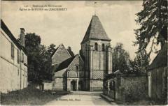 Environs de Nonancourt - Eglise de Saint-Lubin des-Joncherets - Saint-Lubin-des-Joncherets